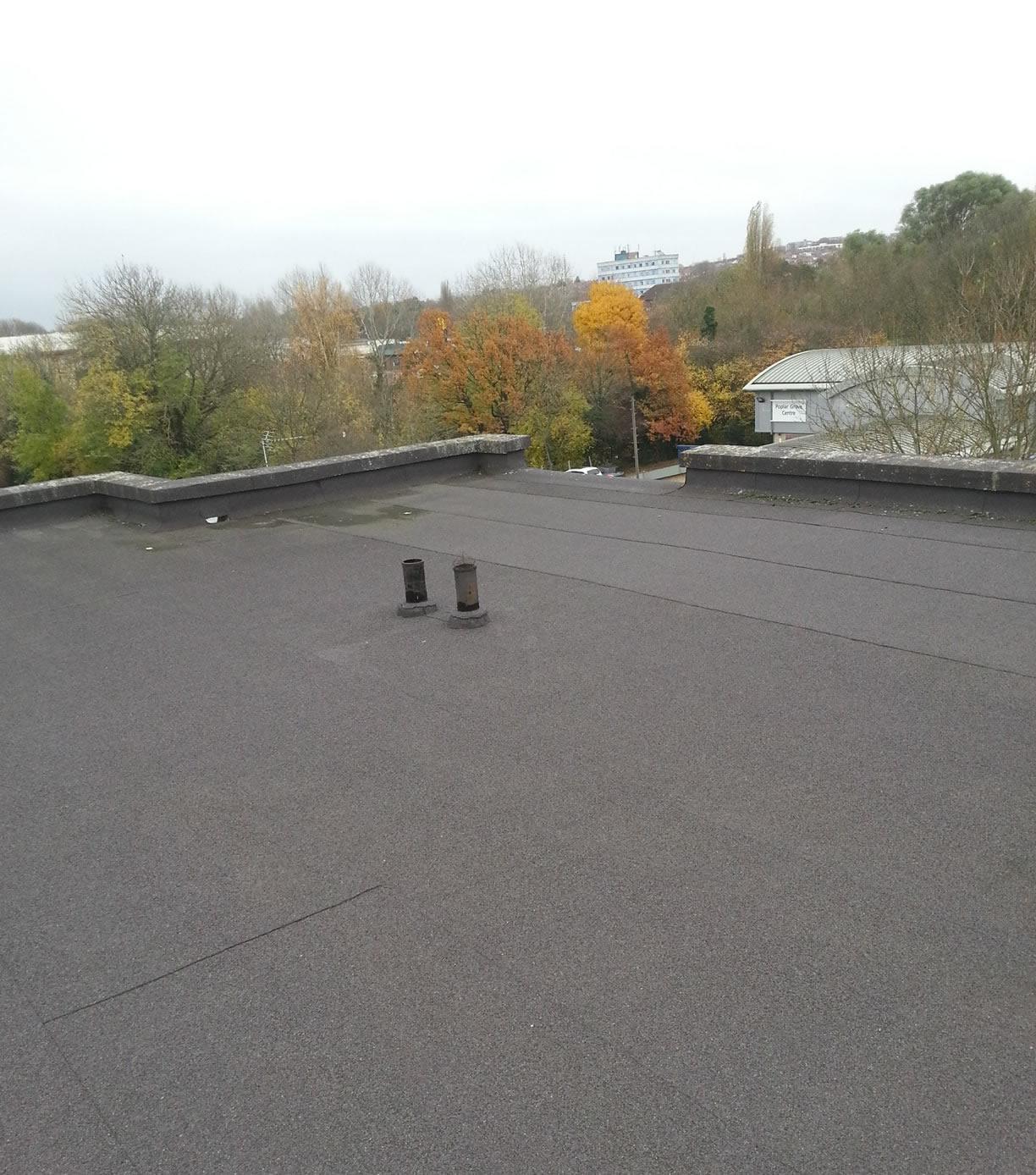 Mineral Felt Nunn Roofing Contractors